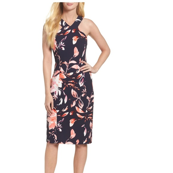 Vince Camuto Dresses & Skirts - Vince Camuto Scuba Sheath Dress